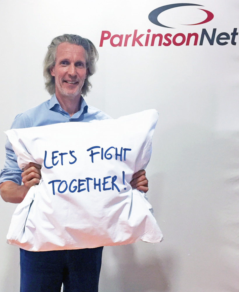 Parkinson's Fighter - Bas Bloem - ParkinsonNet Netherlands