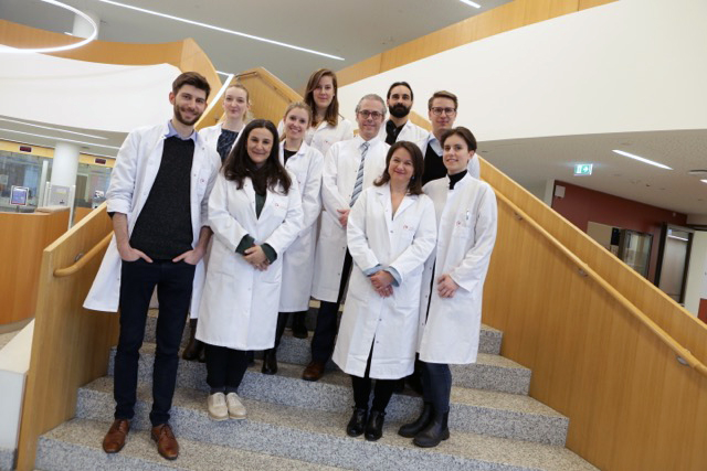 NCER-PD team helps in the fight against coronavirus